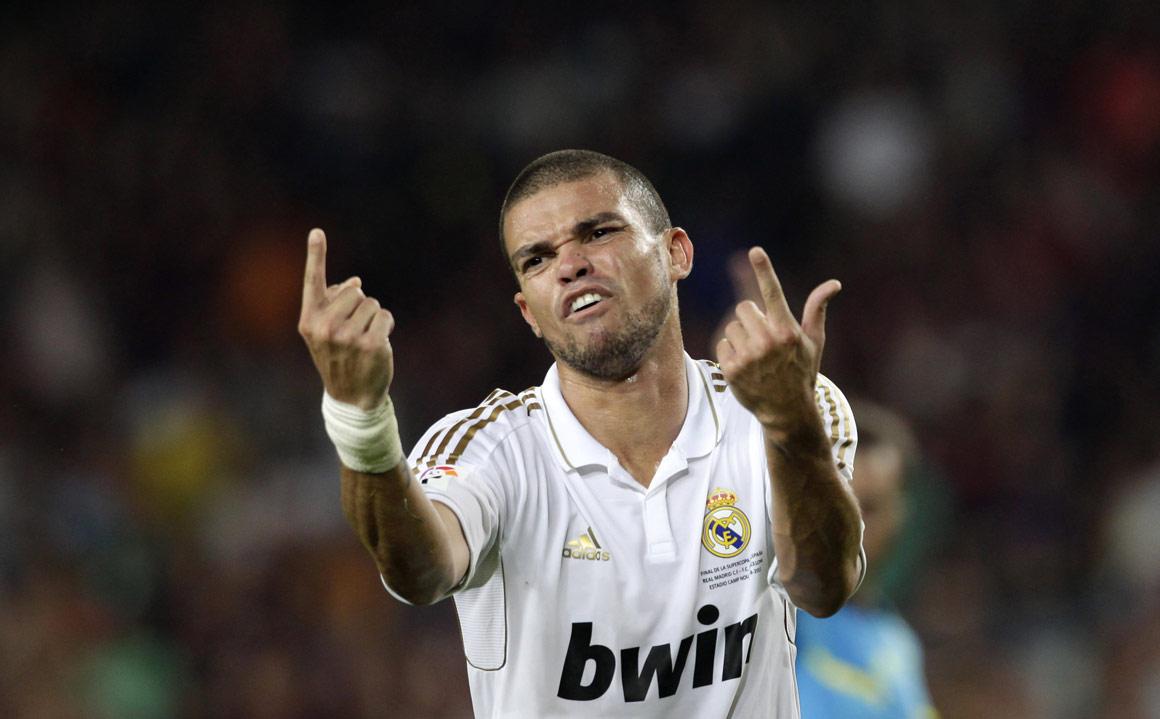 Pepe foi operado e deve parar um mês