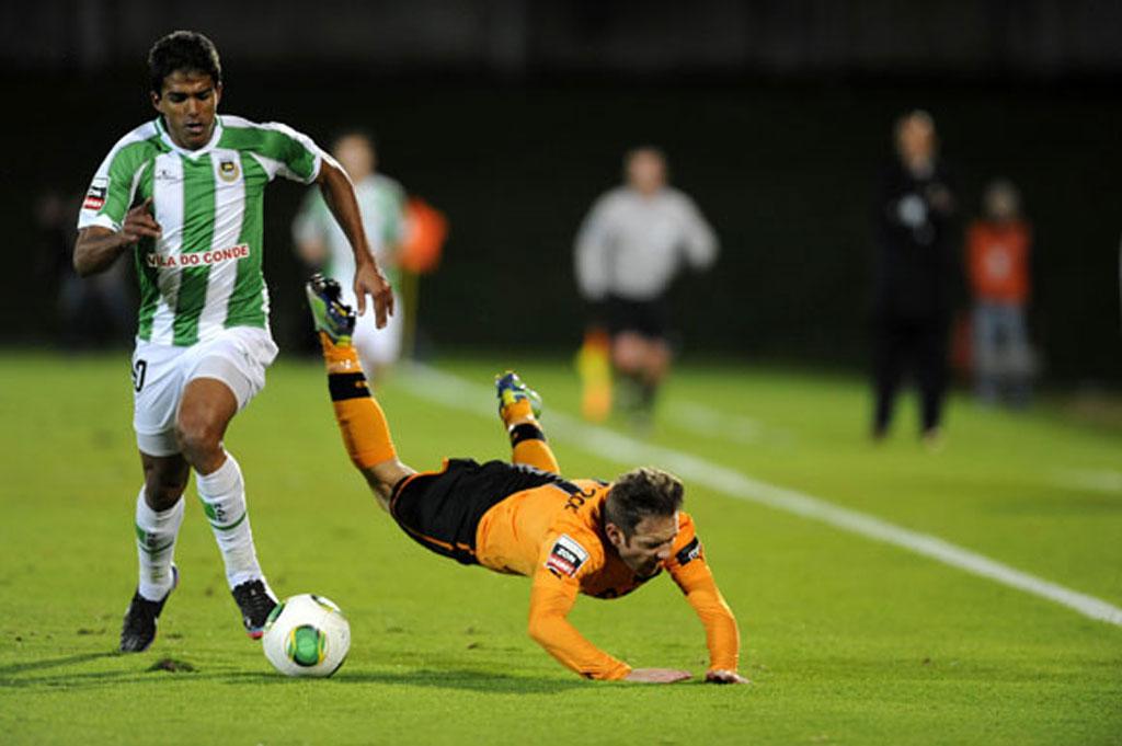 Sporting voltou às derrotas