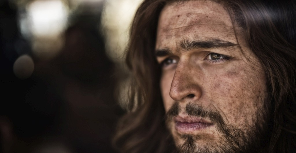 Diogo Morgado no papel de Jesus Cristo