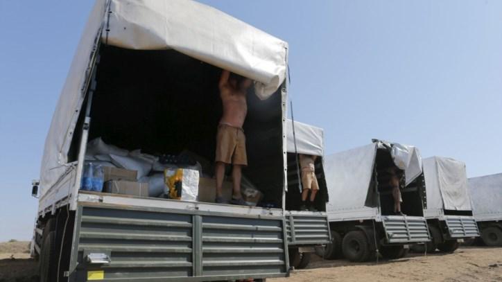Combates e propaganda na fronteira cada vez mais quente da Rússia com a Ucrânia
